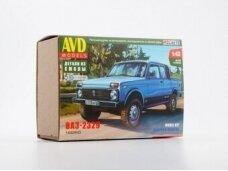 AVD - VAZ-2329 Lada Niva, 1/43, 1492