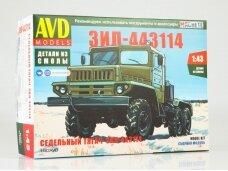 AVD -  ZIL-443114 tractor truck, Mastelis: 1/43, 1462