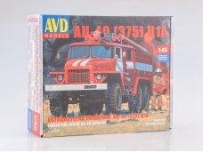 AVD - Fire engine AC-40(URAL-375) C1A, Mastelis: 1/43, 1298