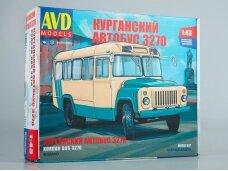 AVD - KAVZ-3270 bus, Mastelis: 1/43, 4038