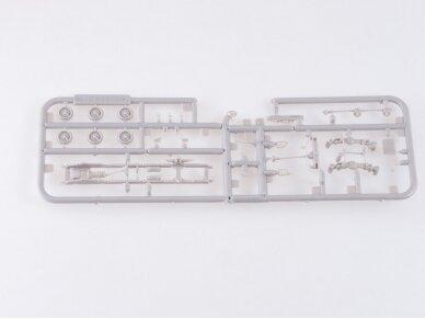 AVD - Snowplow DE-210 (ZIL-131), Mastelis: 1/72, 1292 5
