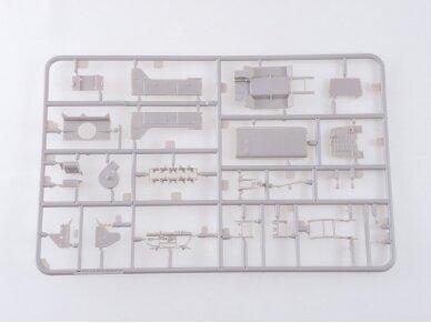 AVD - Snowplow DE-210 (ZIL-131), Mastelis: 1/72, 1292 7