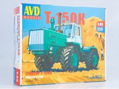 AVD - Tractor T-150K, Mastelis: 1/43, 6002