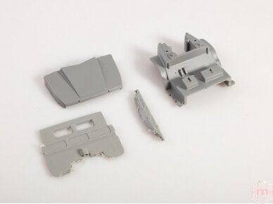 AVD - ZIL-130G flatbed with tent, Mastelis: 1/43, 1451 10