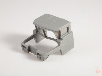 AVD - ZIL-130G flatbed with tent, 1/43, 1451 2