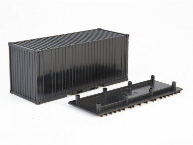 AVD - KAMAZ-53212 wtih 20ft container, Mastelis: 1/43, 1420 5