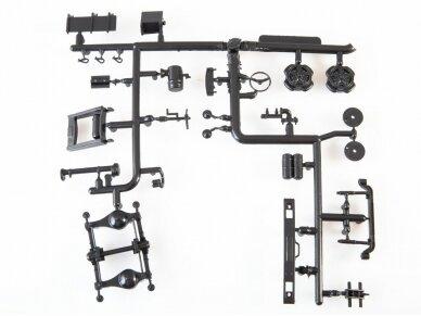 AVD - KAMAZ-53212 wtih 20ft container, Mastelis: 1/43, 1420 10