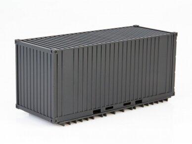 AVD - KAMAZ-53212 wtih 20ft container, Mastelis: 1/43, 1420 6