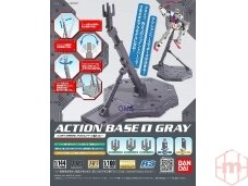 Bandai - Action Base 1 Gray, 48216