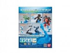 Bandai - ACTION BASE 2 CLEAR BLUE, 50659