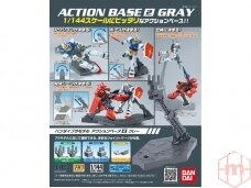 Bandai - Action Bazė 2 pilka, 50540