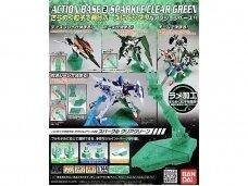 Bandai - Action Bazė 2 skaidri žalia, 53708