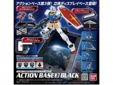 Bandai - Action Bazė 3 juoda, 57418