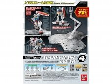 Bandai - Action Base 4 clear, 22131