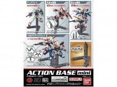 Bandai - Action Bazė MINI pilka SD (2 vnt.), 05446