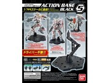 Bandai - Action Base 5 black, 23031