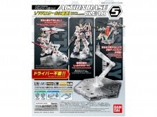 Bandai - Action Base 5 clear, 22132