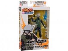 Bandai - ANIME HEROES NARUTO - HATAKE KAKASHI, 36903