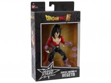 Bandai - DRAGON BALL DRAGON STARS SS 4 VEGETA, 36193