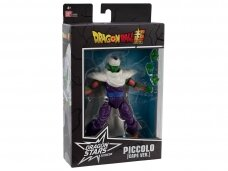 Bandai - DRAGON BALL DRAGON STARS PICCOLO (CAPE VER.), 36194