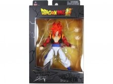 Bandai - DRAGON BALL DRAGON STARS SUPER SAIYAN 4 GOGETA, 36765