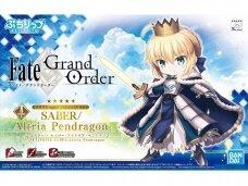 Bandai - Fate/Grand Order Saber / Altria Pendragon Petitrits, 60260