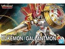 Bandai - Figure Rise Digimon Dukemon/ Gallantmon, 61669