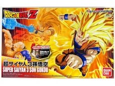 Bandai - Figure-rise Standard Dragon Ball Z Super Saiyan 3 Son Goku, 09446