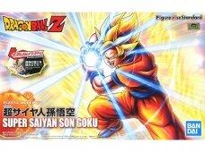 Bandai - Figure-rise Standard Dragon Ball Z Super Saiyan Son Goku, 58089