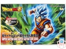 Bandai - Figure-rise Standard Super Saiyan God Super Saiyan Son Goku, 58228