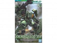 Bandai - Gundam 00 MSJ-06II-A Tieren Ground Type, Mastelis: 1/100, 57940