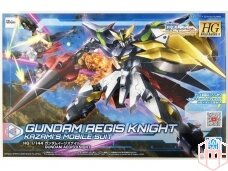 Bandai - HG Build Divers:R Gundam Aegis Knight Kazami's Mobile Suit, Scale: 1/144, 59543