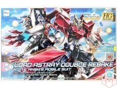Bandai - HG Build Divers:R Load Astray Double Rebake KO-1 & Ansh's Mobile Suit, Mastelis: 1/144, 60433