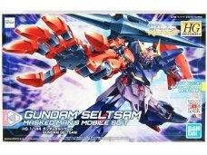 Bandai - HGBD:R Gundam Seltsam, Mastelis: 1/144, 58305