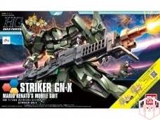 Bandai - HG Build Fighters Battlogue Striker GN-X, Scale: 1/144, 21055