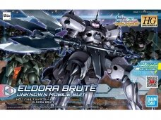 Bandai - HG Build Divers Eldora Brute, Scale: 1/144, 58306