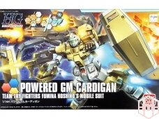 Bandai - HGBF Try Powered GM Cardigan Team Try Fighters Fumina Hoshino's Mobile Suit, 1/144, 58792