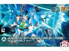 Bandai - HG Gundam 00 Sky (Higher Than Skyphase), Mastelis: 1/144, 30836