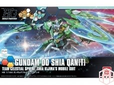 Bandai - HG Build Fighters Try Gundam 00 Shia QAN[T], Mastelis: 1/144, 09075