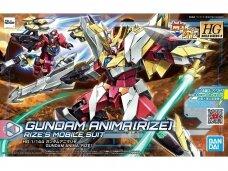 Bandai - HGBD:R Gundam Animarize, Mastelis: 1/144, 60422