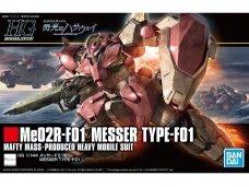 Bandai - HGUC Me02R-F01 Messer Type-F01, Scale: 1/144, 59546
