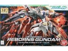 Bandai - HG CB-0000G/C Reborns Gundam, Scale: 1/144, 57934