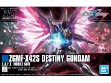 Bandai - HG Destiny Gundam, Mastelis: 1/144, 57606
