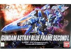 Bandai - HG Gundam Astray Blue Frame Second L, Scale: 1/144, 55601