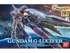 Bandai - HG Gundam G-Lucifer, Mastelis: 1/144, 57727