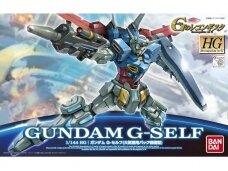 Bandai - HG Gundam G-Self, Mastelis: 1/144, 57724