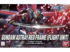 Bandai - HG Gundam Seed Gundam Astray Red Frame [Flight Unit] MBF-P02, 1/144, 55602