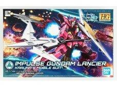 Bandai - HGBD Impulse Gundam Lancier, 1/144, 55337