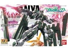 Bandai - HG Gundam Zabaniya, Mastelis: 1/144, 64562