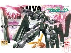 Bandai - HG Gundam Zabaniya, Scale: 1/144, 6456